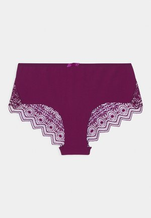GEORGIA SHORTY - Slip - cassis