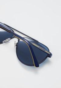 Polo Ralph Lauren - Sunglasses - navy blue/yellow - 4