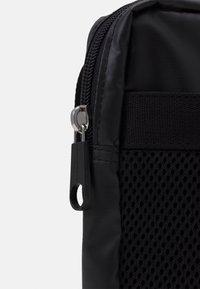 Calvin Klein Jeans - MINI REPORTER - Taška spříčným popruhem - black - 3