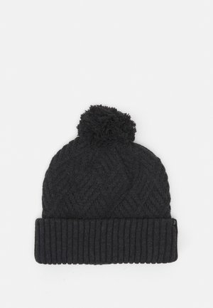 DIAMOND BOB HAT - Čepice - dark grey
