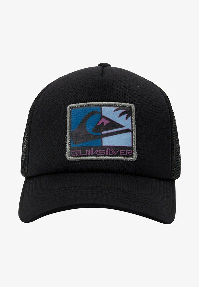 Quiksilver - STANDARDIZE - Cap - black