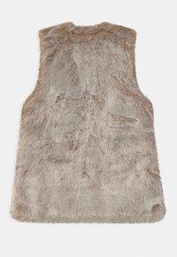Abercrombie & Fitch - Veste sans manches - beige - 1