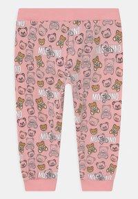 MOSCHINO - TROUSERS ADDITION - Kalhoty - pink - 1