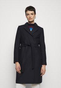 Filippa K - KAYA COAT - Classic coat - navy - 0