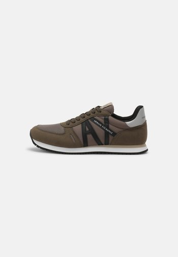 Trainers - brown/taupe