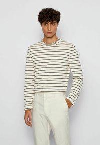 BOSS - Sweatshirt - beige - 0