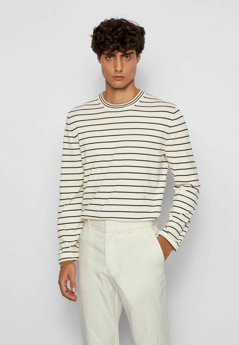 BOSS - Sweatshirt - beige