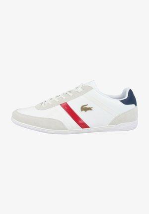 GIRON - Trainers - white-navy