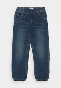 Name it - NMFBIBI PANT - Straight leg jeans - medium blue denim - 0