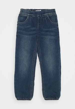 NMFBIBI PANT - Straight leg jeans - medium blue denim