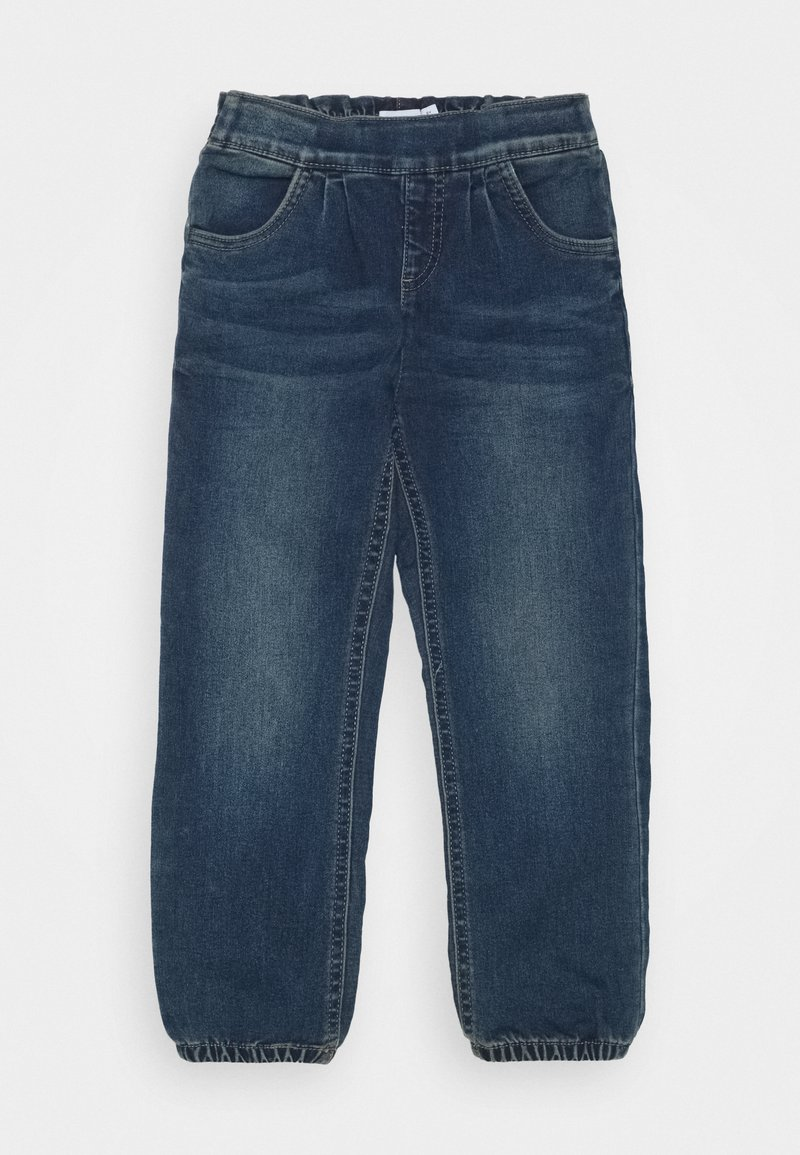 Name it - NMFBIBI PANT - Straight leg jeans - medium blue denim