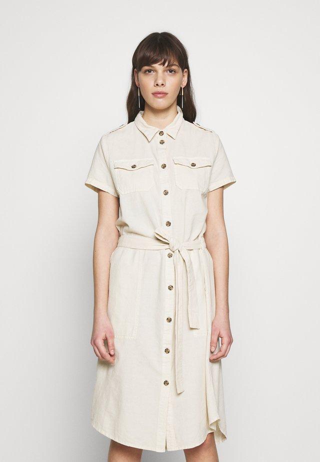 KATESZ DRESS - Vestido informal - sandshell