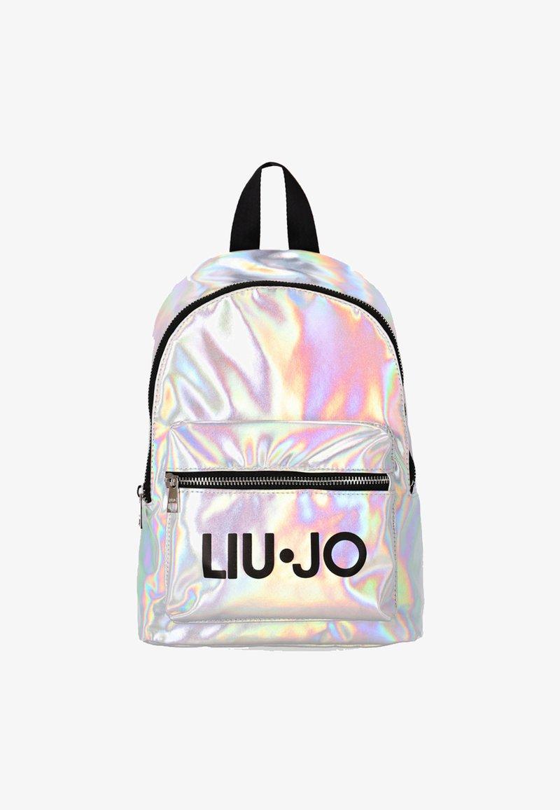 Liu Jo Kids - IRIDESCENT - Rucksack - silver