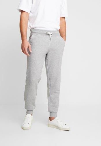 Pantaloni sportivi - mottled light grey