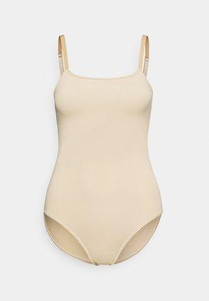 ZENA SUPPORT BRA - Body deportivo - nude