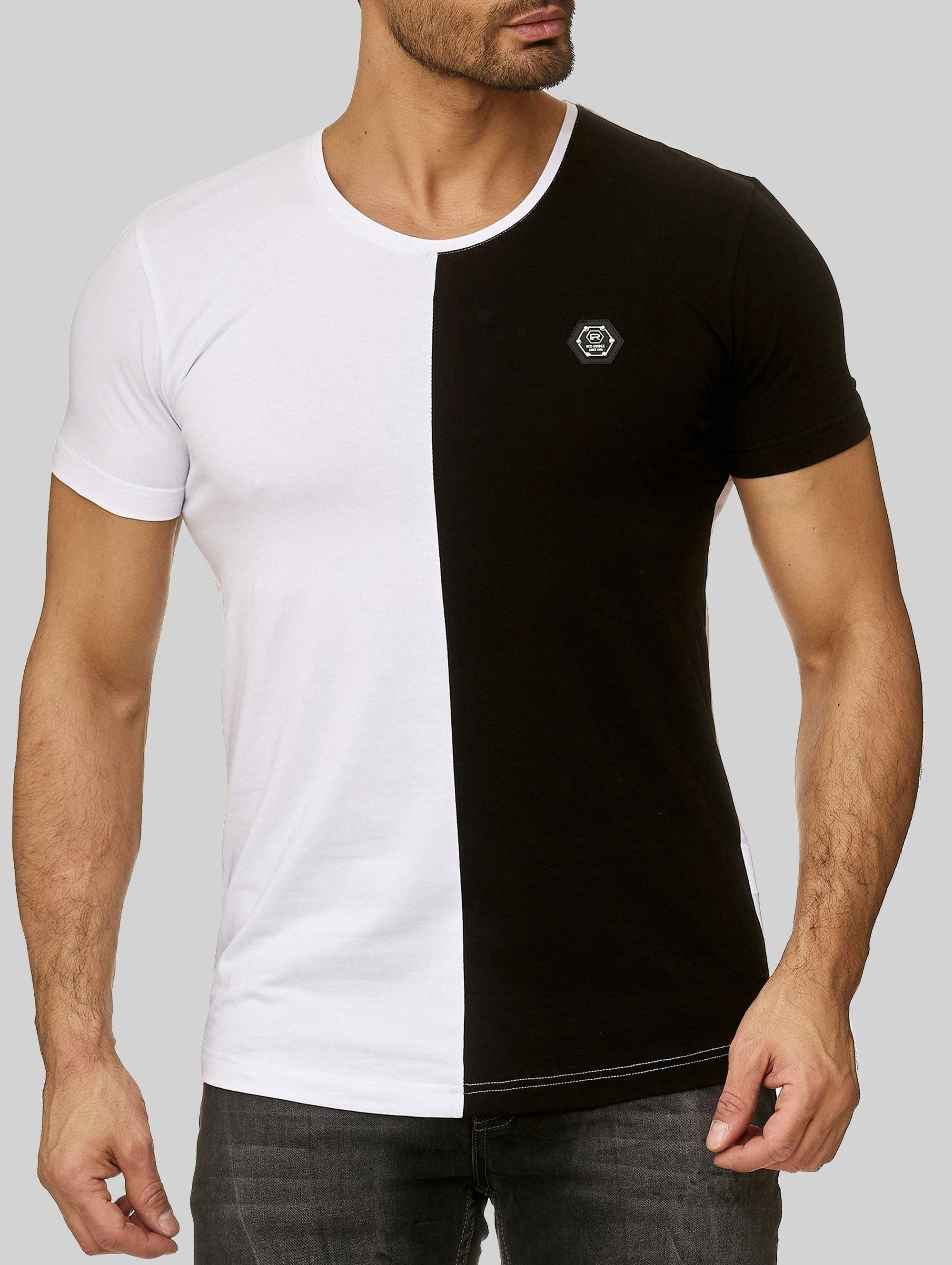 Herren DETROIT TWO COLORS - T-Shirt print