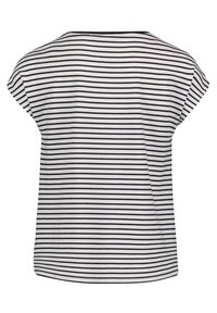 Betty & Co - Print T-shirt - weiß blau - 4