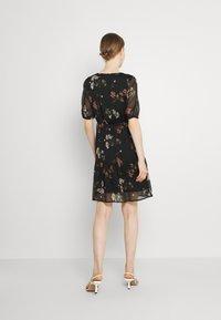 Vero Moda - VMKEMILLA  - Day dress - black/sallie - 2