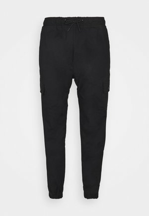 UTILITY JOGGER - Pantalones - black