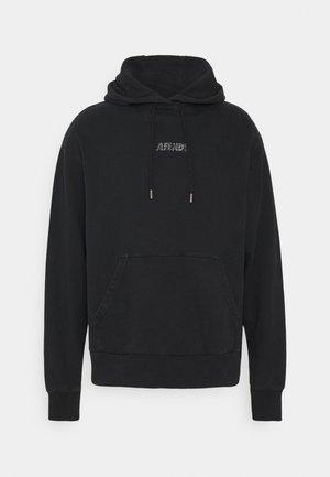 PRESSURE PULL ON HOOD - Sweatshirt - faded black