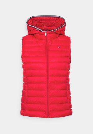 VEST - Bodywarmer - primary red