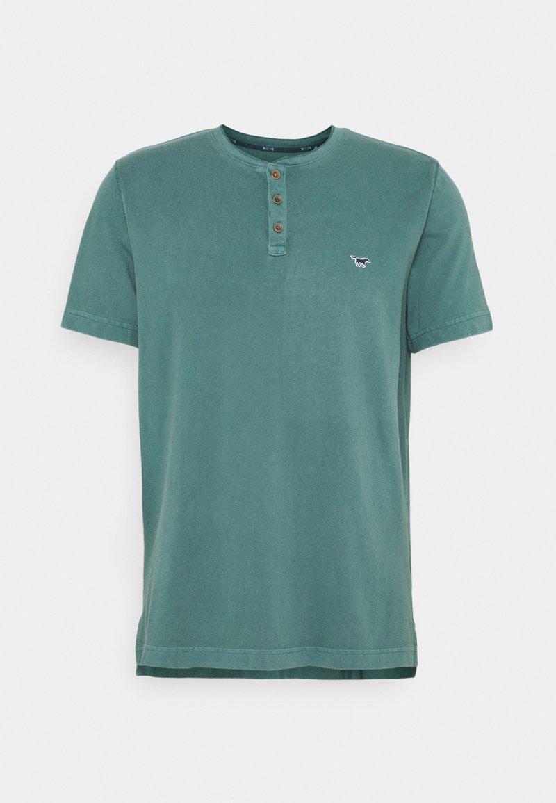 Mustang - ALEX HENLEY - T-shirt med print - mallard green