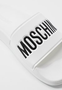 MOSCHINO - Mules - white - 5