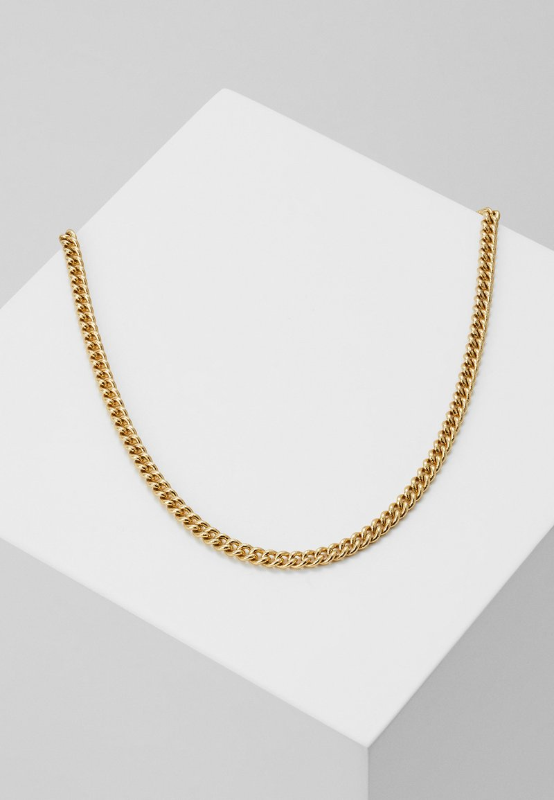 Icon Brand - LUXE SHORT CHAIN - Necklace - gold-coloured