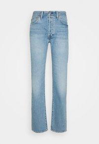 Levi's® - 501® LEVI'S® ORIGINAL FIT UNISEX - Jeansy Straight Leg - basil sand - 0