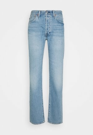501® LEVI'S® ORIGINAL FIT UNISEX - Džíny Straight Fit - basil sand