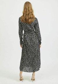Vila - Shirt dress - black - 2