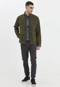 Solid - Light jacket - ivy green - 1