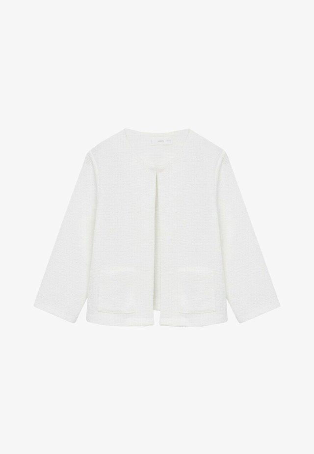 COCO - Cardigan - gebroken wit