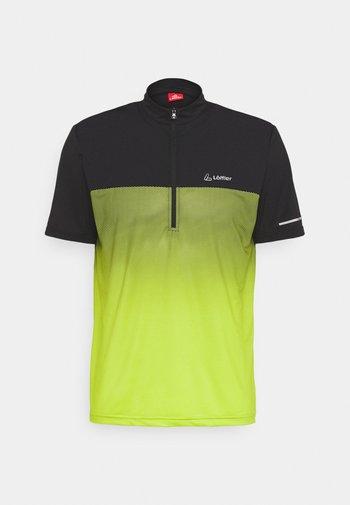 BIKE FLOW 3.0 - Print T-shirt - light green