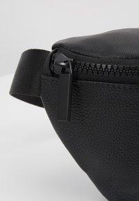 Calvin Klein - DIRECT WAISTBAG - Bum bag - black - 7