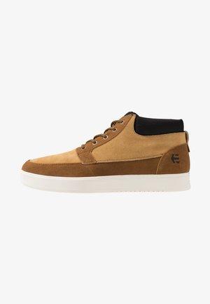 CRESTONE MTW - Skateskor - tan/brown