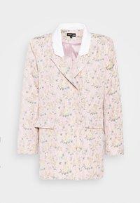 Sister Jane - ROSE GARDEN OVERSIZED - Short coat - pink - 4
