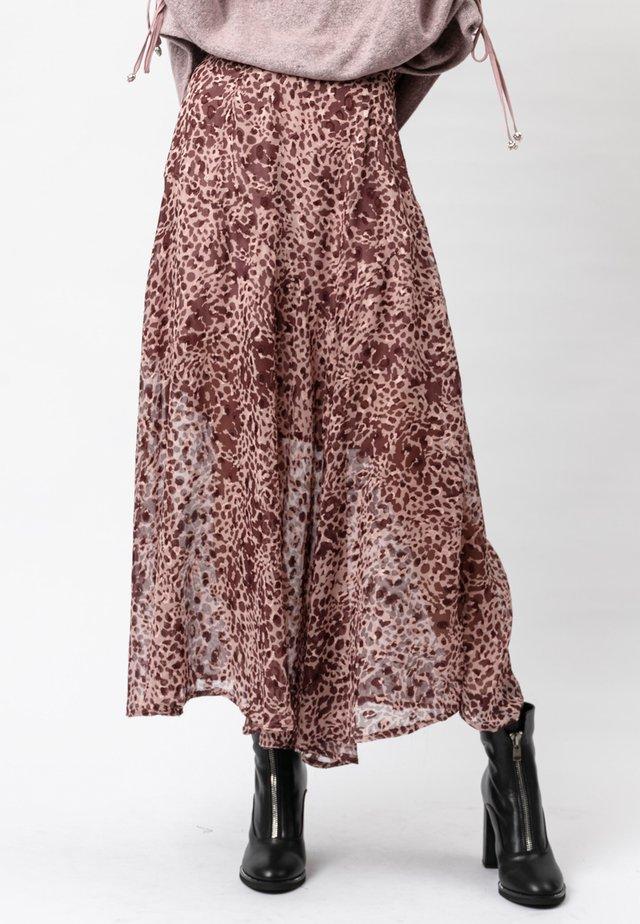 A-line skirt - imprint