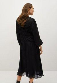 Mango - TIGA - Denní šaty - schwarz - 1