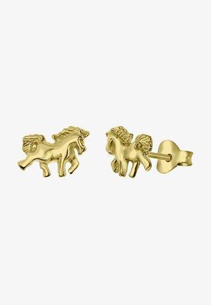 Earrings - goldplated