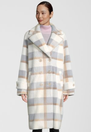 FAVOR - Classic coat - checked