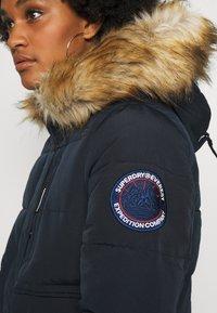 Superdry - EVEREST - Zimní bunda - eclipse navy - 5