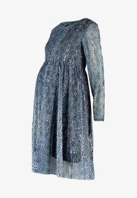 DRESS SNAKE - Žerzejové šaty - june bug