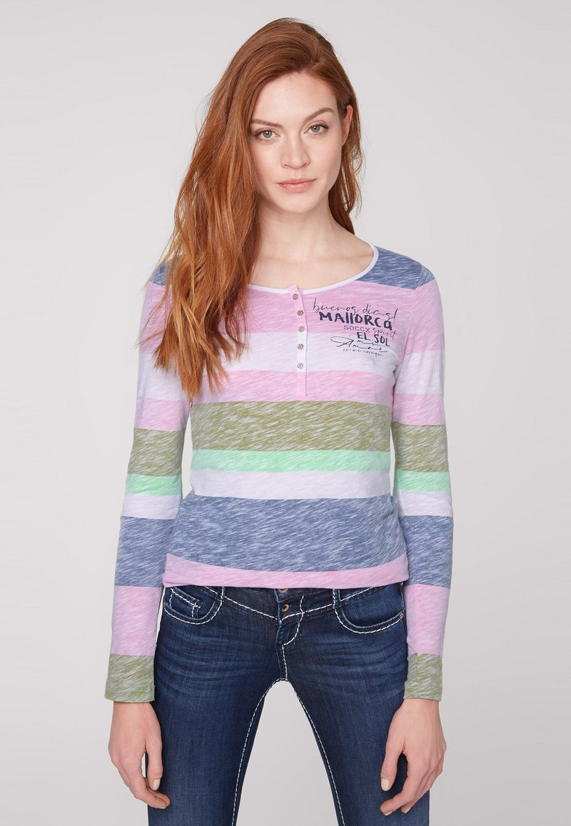 Soccx - Long sleeved top - multi color