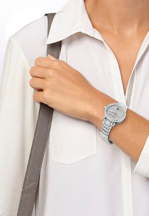 JETTE  - Watch - silver-coloured