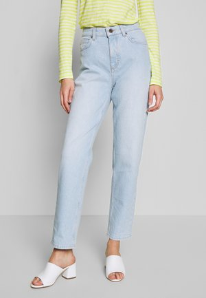 HETTA RELAXED - Jeans relaxed fit - light blue shade denim