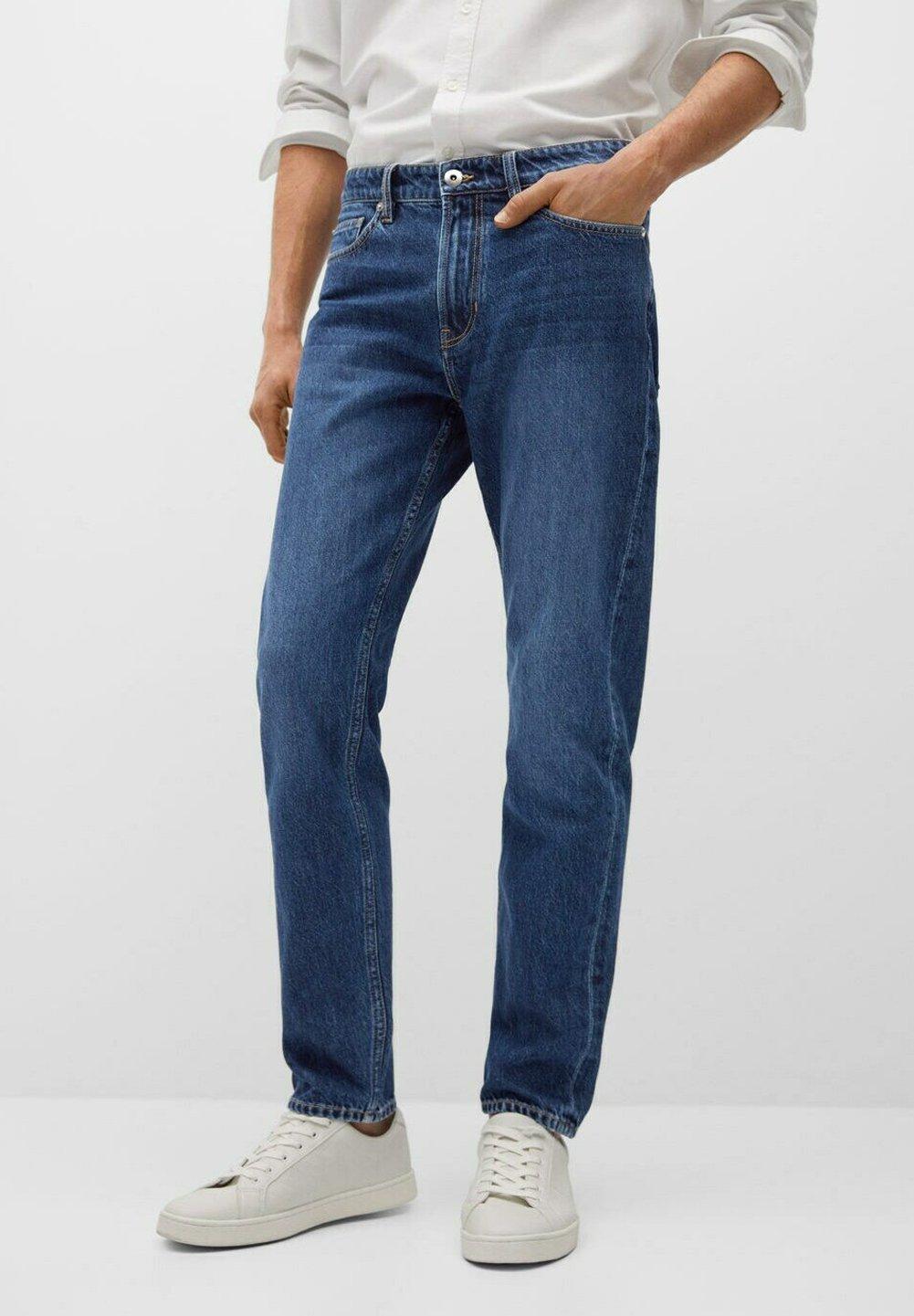 Uomo BOB - Jeans a sigaretta