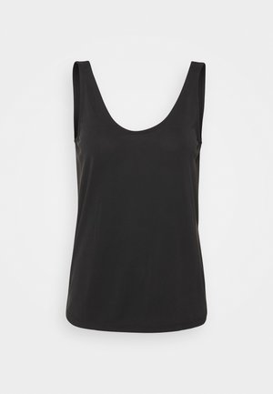 PCKAMALA TANK - Top - black