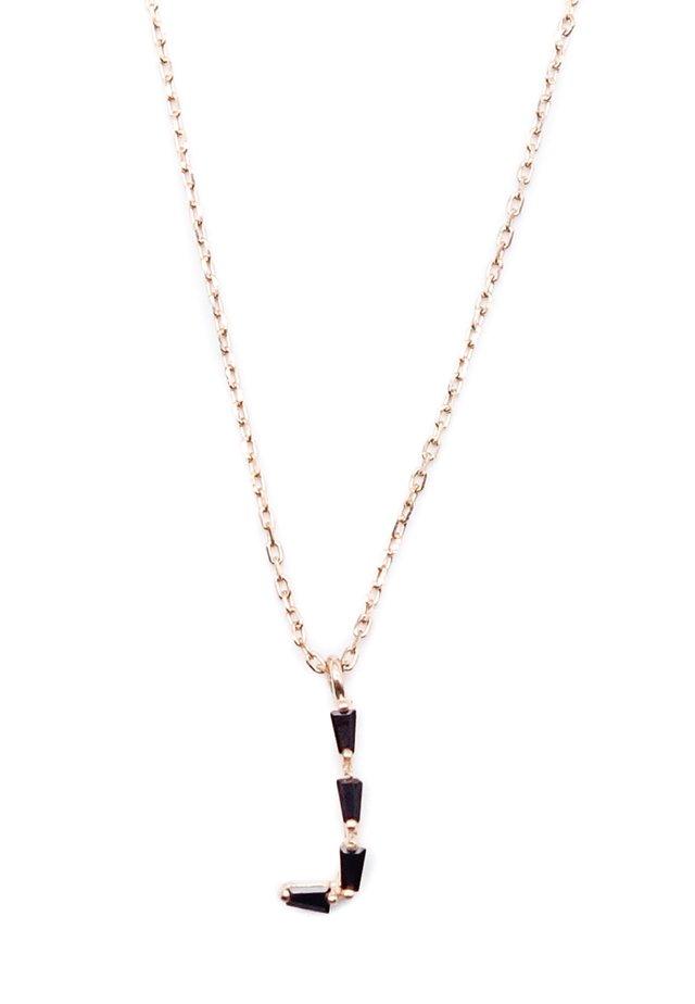 CHAÎNE - Halskette - rose gold-coloured