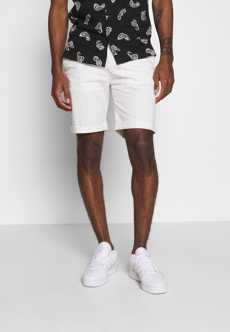 BY GARMENT MAKERS - Shorts - marshmallow